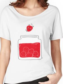 Strawberry jam Women's Relaxed Fit T-Shirt