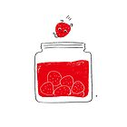 Strawberry jam by taichi