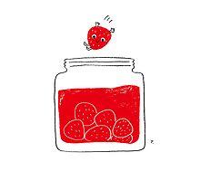 Strawberry jam by taichi