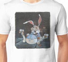 Mugged Bunny Unisex T-Shirt