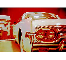 Town Car Photographic Print