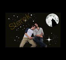 Bedtime Sterek by case2014