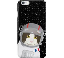 1963: France Blasted the First Cat into Outer Space iPhone Case/Skin