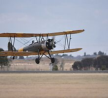 Avro Cadet, Point Cook Airshow, Australia 2014 by muz2142