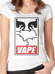 Vape Women's Fitted Scoop T-Shirt