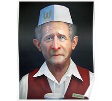 Freedom Fries Poster