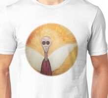 If angels came from space Unisex T-Shirt