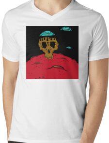 Deposit Mens V-Neck T-Shirt