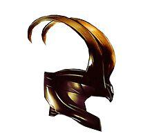 Helmet of Loki by Audrey Metcalf
