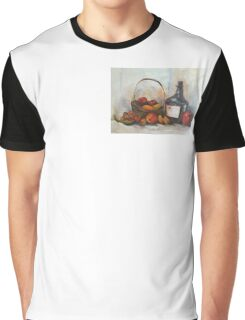 still life with fruit Graphic T-Shirt