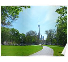 Facing Toronto Poster
