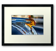 Pontiac Chief Framed Print