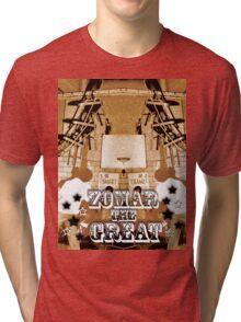 Zomar The Great - Balancing Act Tri-blend T-Shirt