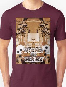 Zomar The Great - Balancing Act Unisex T-Shirt