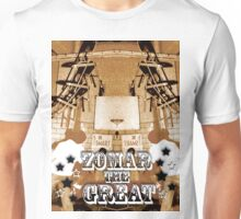 Zomar The Great - Balancing Act Unisex T-Shirt