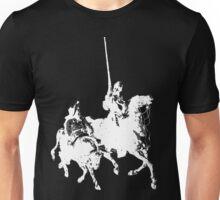 Don Quixote and Sancho Panza Unisex T-Shirt