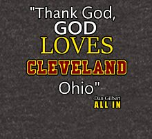 Cleveland All in 2016 NBA Unisex T-Shirt