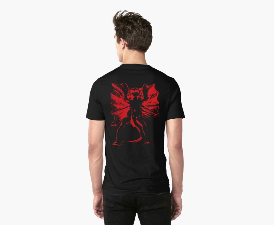 Great Red Dragon by Archpress