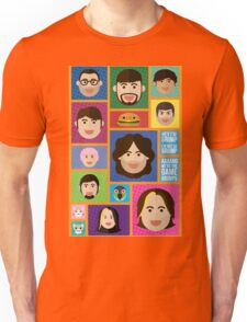 Aaand We're The... Unisex T-Shirt