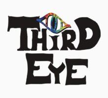 My Tie-Dye Third Eye by mob345