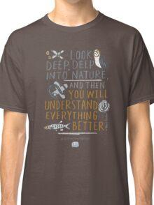 BioBlitz Extinction Matters Classic T-Shirt
