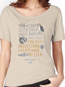 BioBlitz Extinction Matters Women's Relaxed Fit T-Shirt