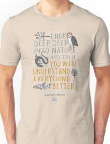 BioBlitz Extinction Matters Unisex T-Shirt
