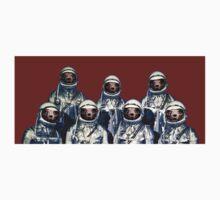 Astronauts by napalmnacho