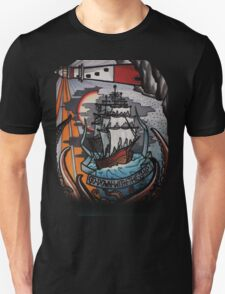 go down with the ship T-Shirt