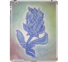 Glow Flower iPad Case/Skin