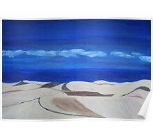 Dunes of Gran Canaria Poster