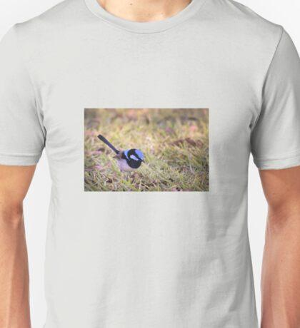 Blue Wren Unisex T-Shirt