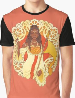 Lady of Lace Graphic T-Shirt