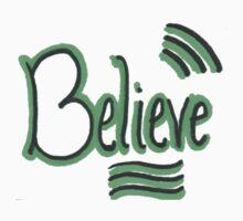 Believe... whispered on a breeze by byAngeliaJoy