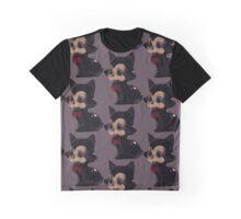 Retro cat. Graphic T-Shirt