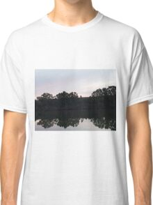 Murray River reflection Classic T-Shirt