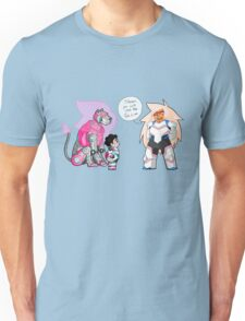The Pink Paladin Unisex T-Shirt