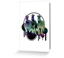 Born This Way Greeting Card