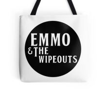 Emmo and the Wipeouts - Black version Tote Bag