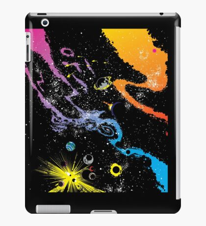 spacey placey  iPad Case/Skin