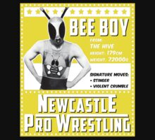 Bee Boy Poster Edition by newypro