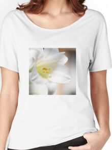 White Lily (Clothing Products) Women's Relaxed Fit T-Shirt