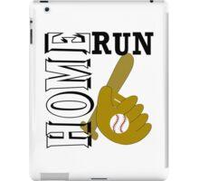 Baseball Lover iPad Case/Skin