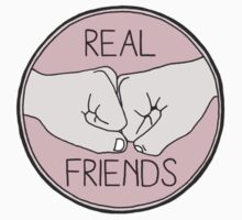 Real Friends by Zak Golledge