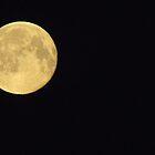 Луна над Москвой 4:23:29 утро by M-EK