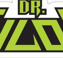 Dr. Zilog Logo Sticker