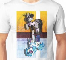 Vinyl and Octavia Unisex T-Shirt