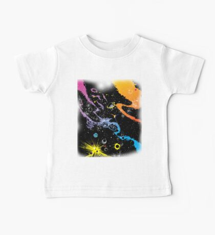 spacey placey  Baby Tee