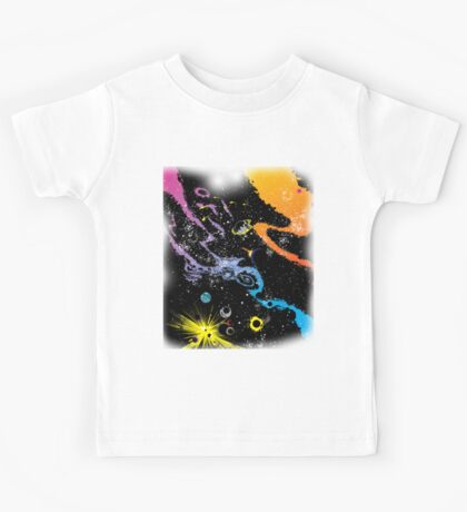 spacey placey  Kids Tee