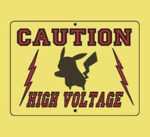 High Voltage Pokemons by Chronotaku